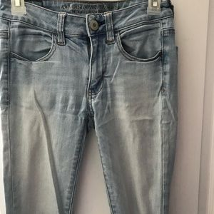 American Eagle Outfitters Jeans - American Eagle light wash jeggings